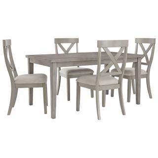 Parellen 5 Piece Dining Room Set