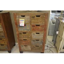 IFD 10 drawer storage console.