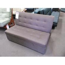 Sofie Loveseat Sleeper Brown Color