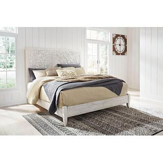 Paxberry King Bedframe