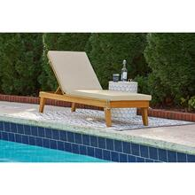 ASHLEY P285-815 Byron Bay Outdoor Patio Chaise Lounge Chair