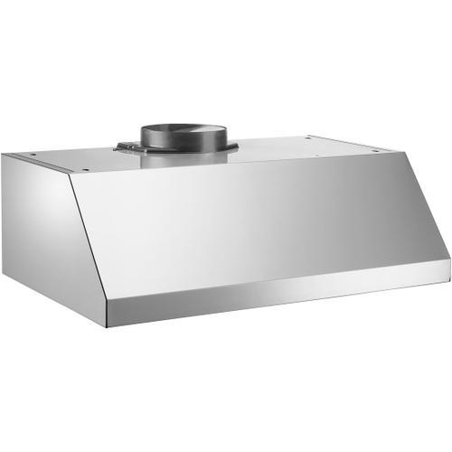 "Bertazzoni - 30"" Undermount Range Hood with 440 CFM Blower, Mesh Filters, 2 Halogen Lighting and 3 Adjustable Speeds"