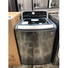 5.0 cu.ft. Smart wi-fi Enabled Top Load Washer with TurboWash3D™ Technology **OPEN BOX ITEM** West Des Moines Location