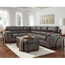 Sequoia Ash 2-Piece Sectional