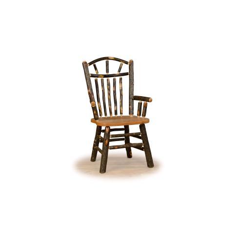 Hickory Wagon Wheel Arm Chair