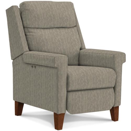 Best Home Furnishings - Prima Power Fabric High-Leg Recliner - 20102