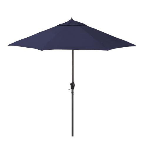 California Umbrella - Casa Series 9' Umbrella - Navy