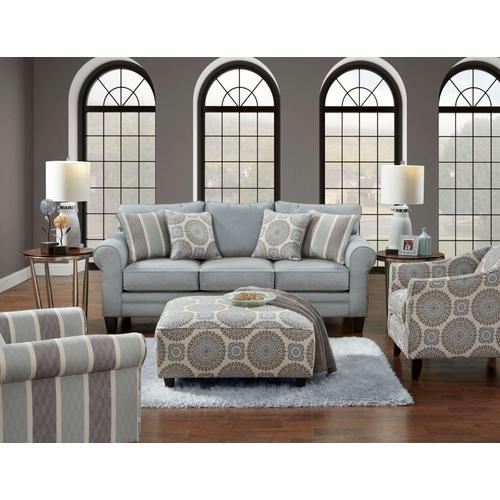 GM1144  Grande Mist Sofa, SLEEPER