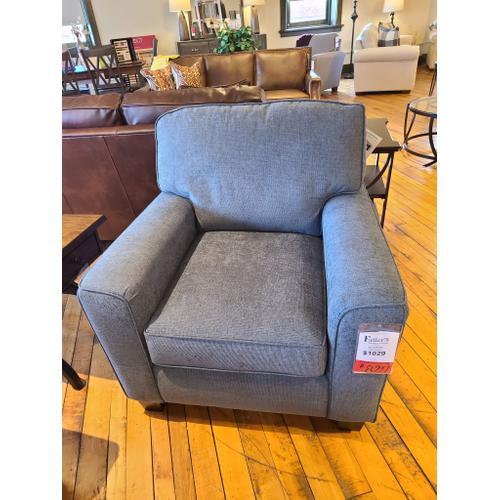 CLEARANCE Annabel Club Chair