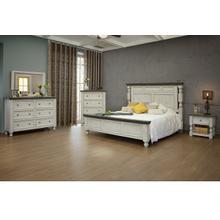 Stone 4 Pc. California King Bedroom Set