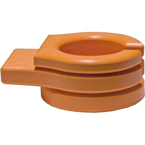 Stationary Cup Holder Tangerine