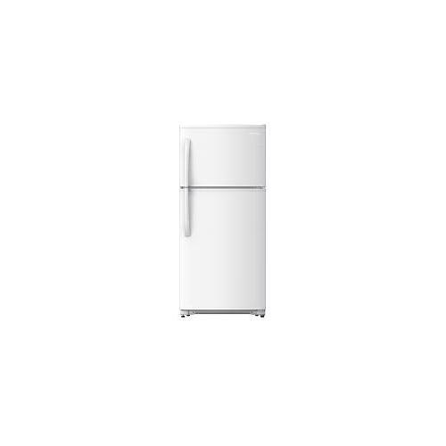 DAEWOO 18 cu. ft. Semi-Electric Top Freezer Refrigerator