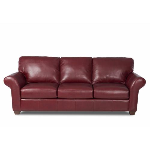 Distinctions - Limited Collection - Moorland Leather Sofa