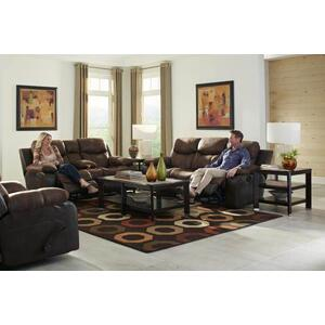 Henderson Reclining Sofa and Loveseat