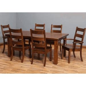 Daniel's Amish Furniture - Westchester Dining Groupset