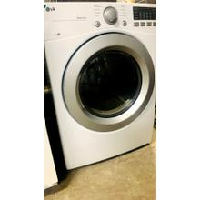 Product Image - USED- 7.4 cu. ft. Ultra Large Capacity Dryer w/ NFC Tag On Technology- FLDRYE27W-U  SERIAL #90