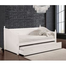 Cottage Style Daybed and Trundle