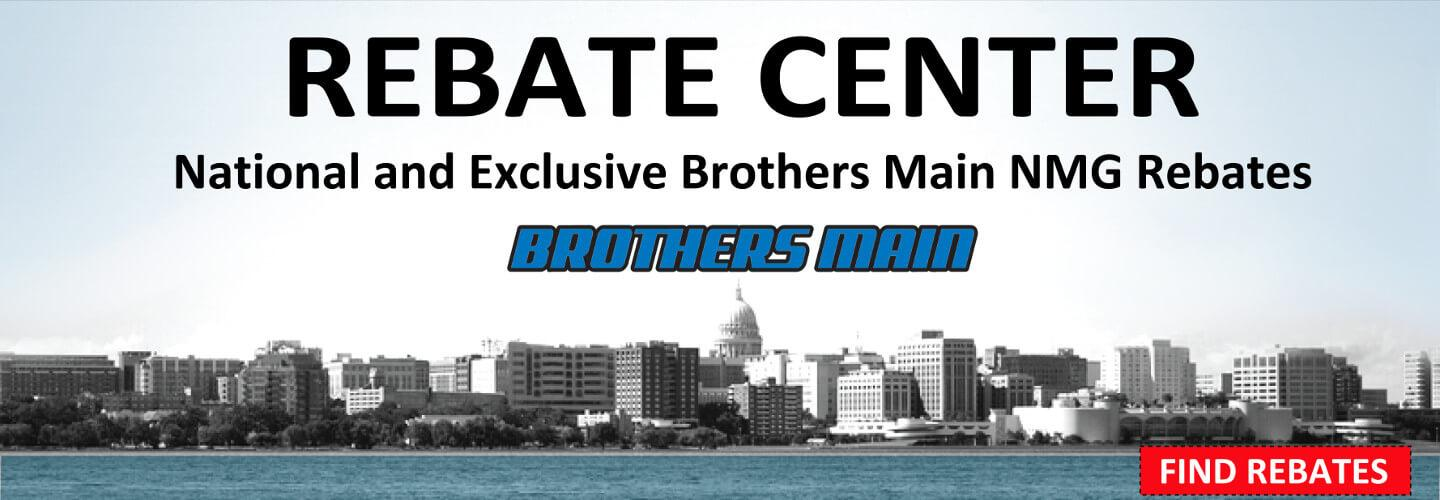 National and Exclusive Brothers Main Rebates