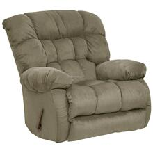 Sage Teddy Bear Chaise Rocker Recliner