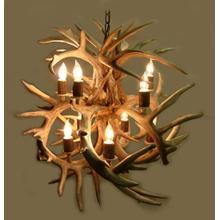 See Details - Fireball 10 Light Chandelier