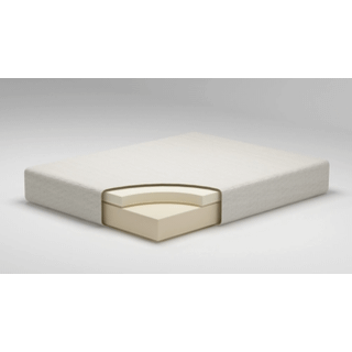 Twin Chime 8 Inch Memory Foam