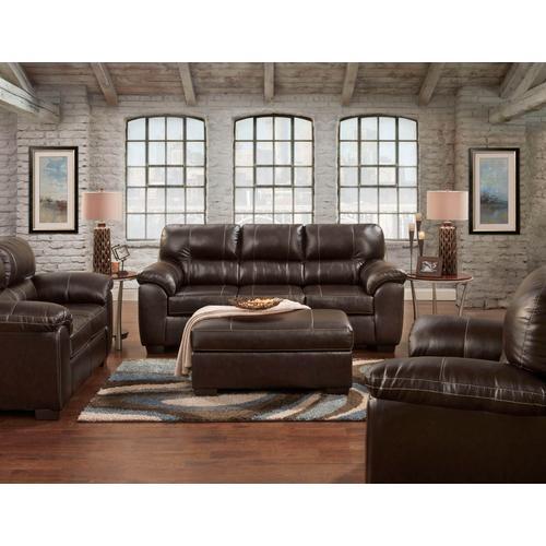 Austin Chocolate Sofa