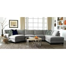 Tech Pebble Sectional