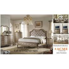 Acme Furniture 26050 Chelmsford Collection (Bedroom, Livingroom, Diningroom)