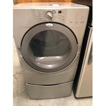 Used Whirlpool Electric Dryer With Pedestal