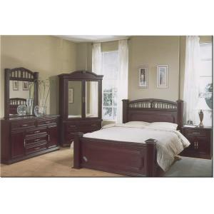 Continental Furniture Ltd - Erica Bedroom Set