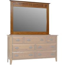 Summit High Dresser Mirror