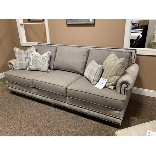 Upriver Sofa in Tweed Grey