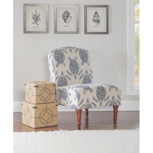 Turtle Accent Chair