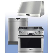 MIELE - Save up to $1,400 on Miele Kitchen Packages of your choice. See 3-Pc Example.