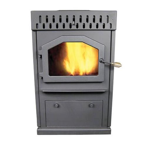 Magnum Baby Countryside Corn-Pellet Stove