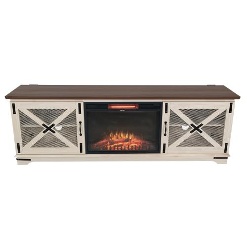 "Jackson 73"" Fireplace TV Stand"