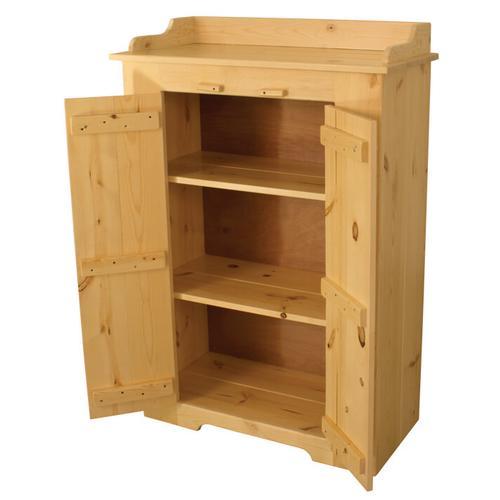 Best Craft Furniture - BW995 Medium Jelly Cabinet