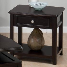 Corranado End Table