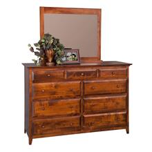Shaker Collection- Dresser