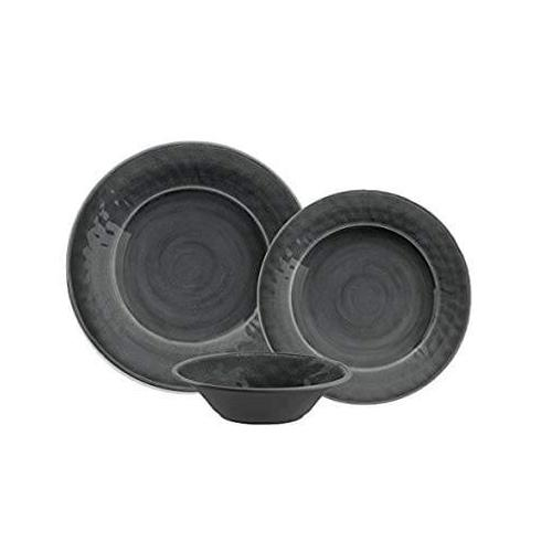 Potters Reactive Bowl Gray Heavy Mold