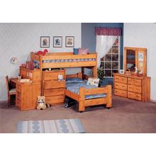 FT Apache Loft Bed