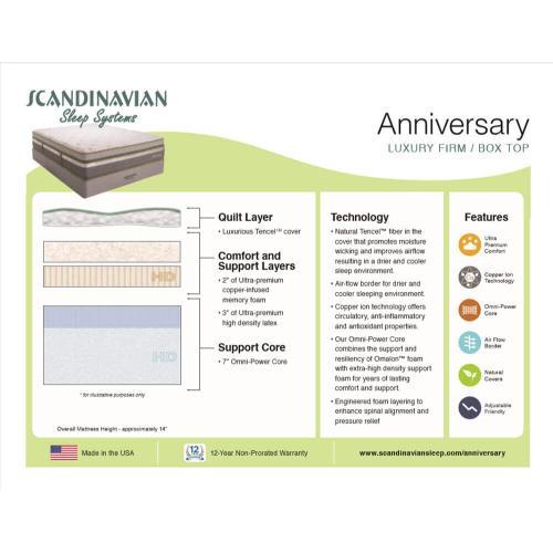 Anniversary - Luxury Firm