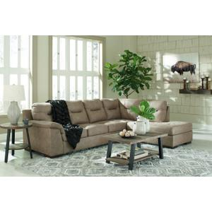 Ashley Furniture - CLEARANCE Maderla 2 Piece Sectional