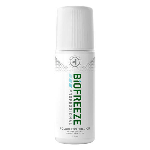 Biofreeze Profressional Colorless 3oz Roll on