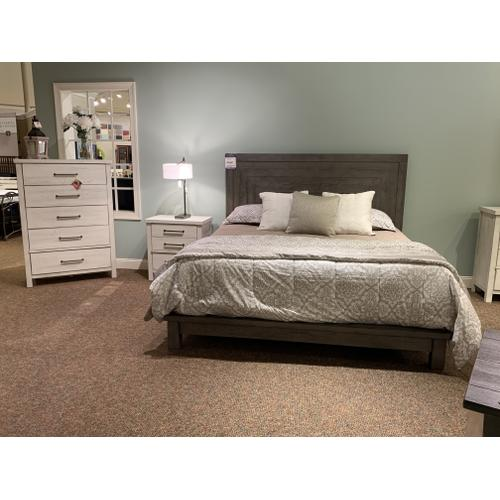 Modern Farmhouse King Bedroom Set