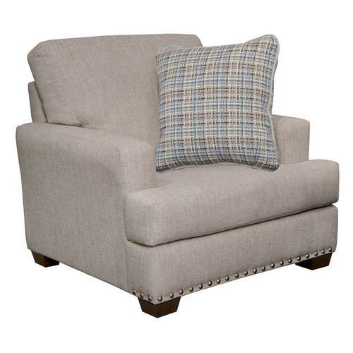 Jackson Furniture - Newberg Chair - Platinum