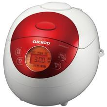 CUCKOO RICE COOKER l CR-0351F RED (3 Cup)