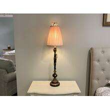 Brushed Bronze Firefly Decorative Buffet Lamp