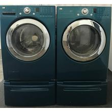 LG  Front-Load Washer with 4.0 cu. ft Capacity  & Electric Dryer with 7.3 cu. ft. Capacity Set