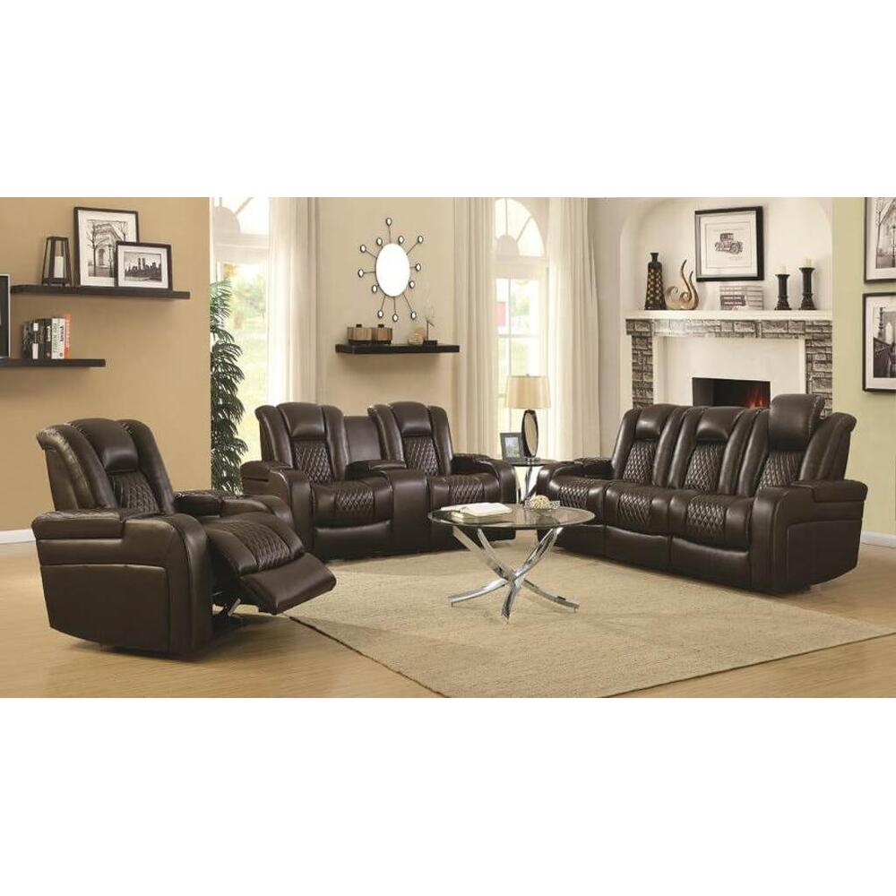 Delangelo Power Sofa and Love Seat